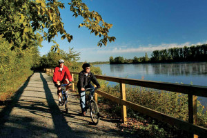 Steamboat Trace Bicycle Trail
