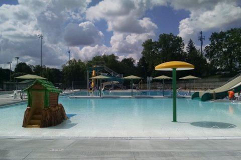 Steinhart Aquatic Center