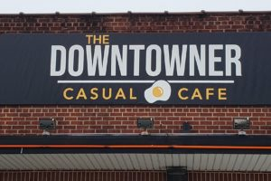 The Downtowner Casual Cafe